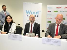 European energy ministers reaffirmed their commitment to advance offshore wind energy use. (Photo: Offshore Wind Energy)