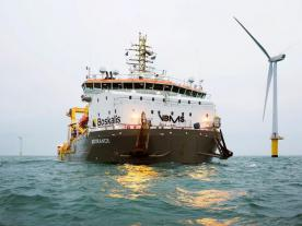 VBMS will carry out cable installation for the Kriegers Flak combined grid solution in Q2, 2018.