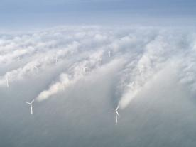 Different methods of control will be used to optimise power production for the whole wind farm (photo: Vattenfall / CC BY-ND)