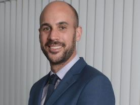 """""""In-depth scientific research and monitoring in a real-time environment is recognised as vital to maximising the learning opportunities for the offshore wind sector,"""" said Adam Ezzamel, Project Director for the EOWDC at Vattenfall. (Photo: Vattenfall)"""