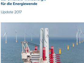 Study: offshore wind parks deliver reliable power (Photo: Stiftung OFFSHORE WINDENERGIE)